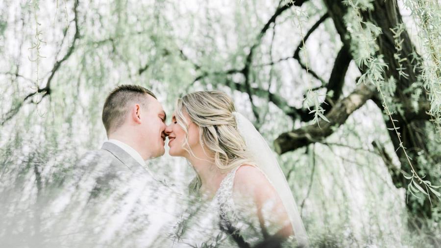 Bruiloft in Amersfoort