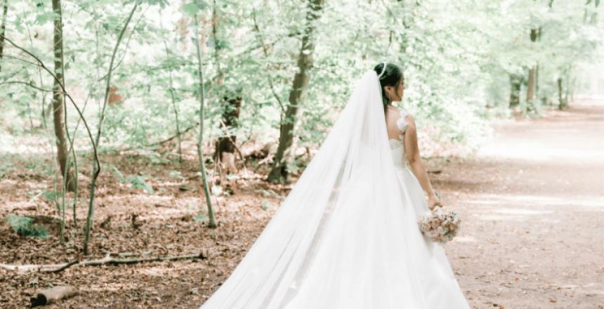 8 x een trouwjurk voor iedere bruid