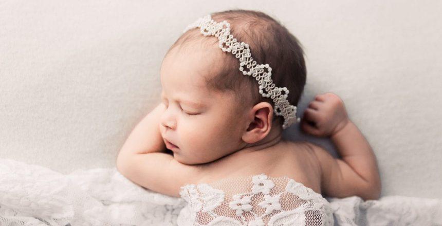 Newborn fotoshoot in Amersfoor
